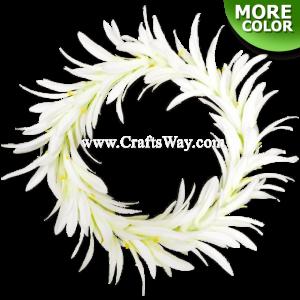 Elastic Spider Lily Headband, Hawaiian Flower Headband, Flower Haku Headband