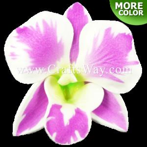 FSH303 Artificial Foam Orchid Flowers (Cymbidium Type B)