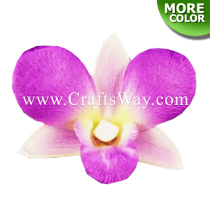 FSH307 Artificial Foam Orchid Flowers (Dendrobium Type B)