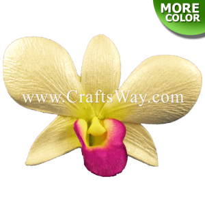 FSH308 Artificial Foam Orchid Flowers (Dendrobium Special Type A)