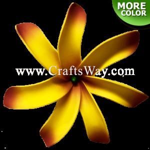 FSH417(J) Artificial Foam Tiare Flowers (Type R)