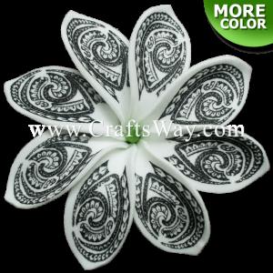 FSH431 Artificial Foam Tiare Flowers (Type EA Tribal)