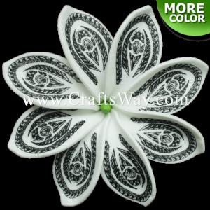 FSH432 Artificial Foam Tiare Flowers (Type EE Tribal)