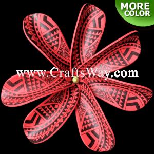 FSH441-A Artificial Foam Tiare Flowers (Type OA Tribal A)