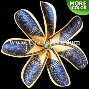 FSH441-D Artificial Foam Tiare Flowers (Type OA Tribal D)