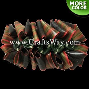 HB08 Tropical Leaves Hairband