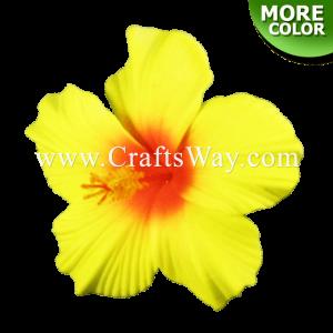 FSH504 Artificial Foam Hibiscus Flowers (Type B)