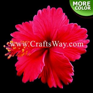 FSH505 Artificial Foam Hibiscus Flowers (Type C)
