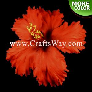 FSH507 Artificial Foam Hibiscus Flowers (Type E)