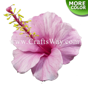 FSH511 Artificial Foam Hibiscus Flowers (Type I)
