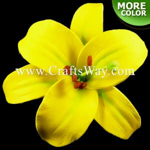 FSH702 Artificial Foam Lily Flowers (Type A)