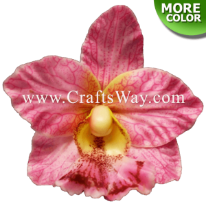 LX-301 Artificial Latex Orchid Flower (Type A)