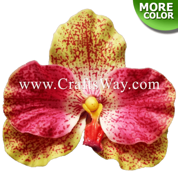 LX-305 Artificial Latex Orchid Flower (Type E)