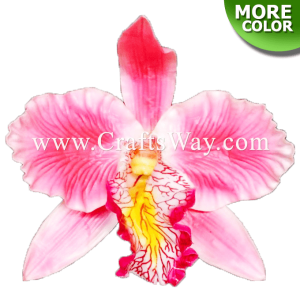 LX-312 Artificial Latex Orchid Flower (Type N)