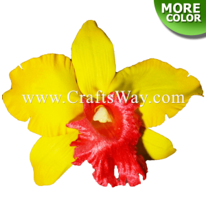 SK201 Artificial Silk Orchid Flowers (Type A)