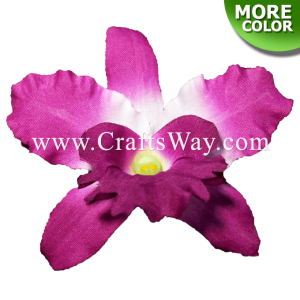 SK203 Artificial Silk Orchid Flowers (Type C)