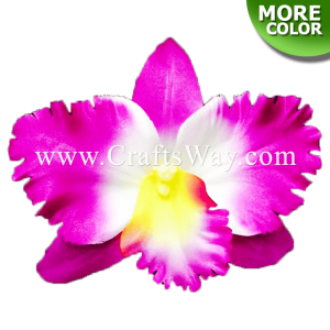 SK206 Artificial Silk Orchid Flowers (Type F)