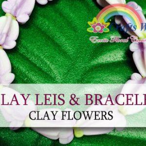 Clay Leis & Bracelet