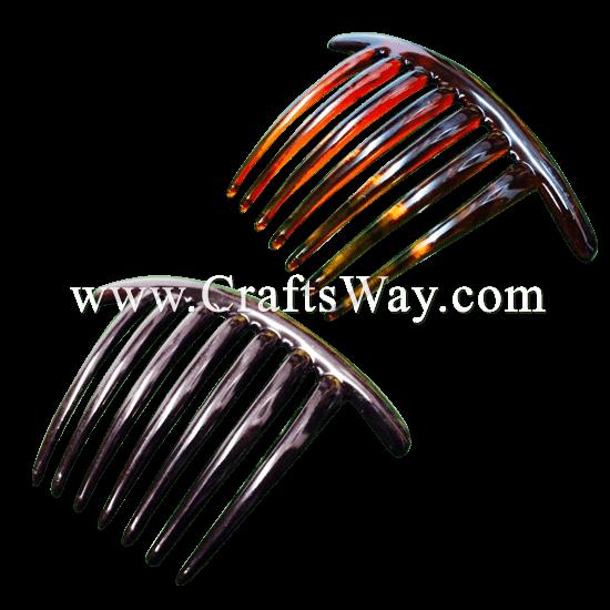 HA-006 Craft Supplies & Accessories, Plastic Comb