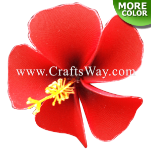 NY-201 Artificial Nylon Hibiscus Flower