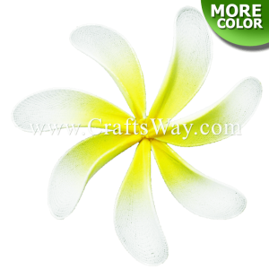 NY-402 Artificial Nylon Tiare Flower (Type B)