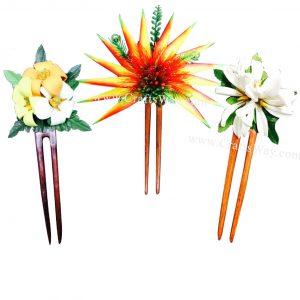 Flower Hair Stick
