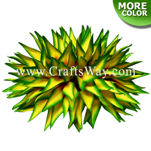 CMXL-008 Custom Made Flower Hairpiece, Heliconia Hair Clip