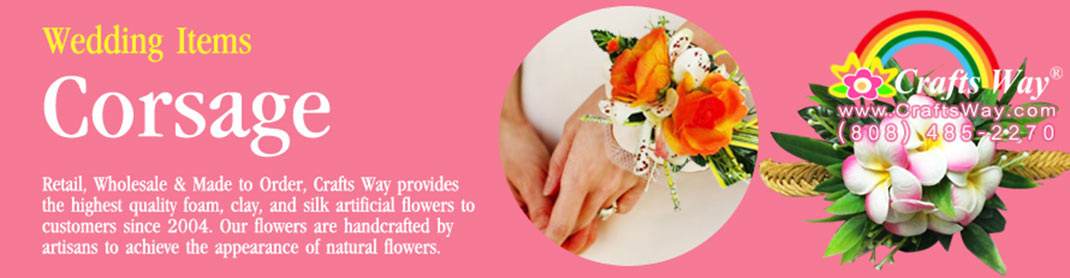 Corsage by CraftsWay Wedding & Special Events Items