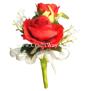 PM-102 Wedding & Special Event, Boutonniere - Rose